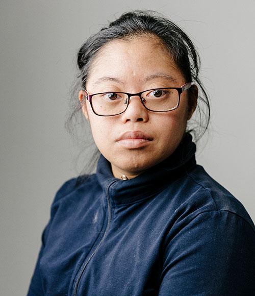 Lavina Ngoesmin