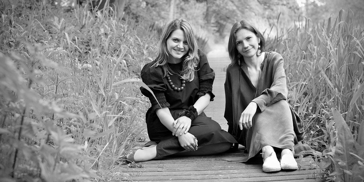Maryana Golovchenko & Anna Antypova